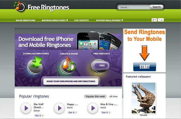 how to download free ringtones for iphone 8 plus