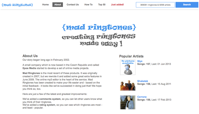 ringtones for android phones