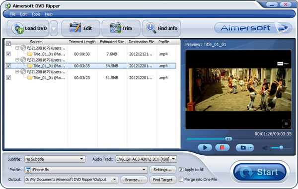 dvd ripper for vimeo
