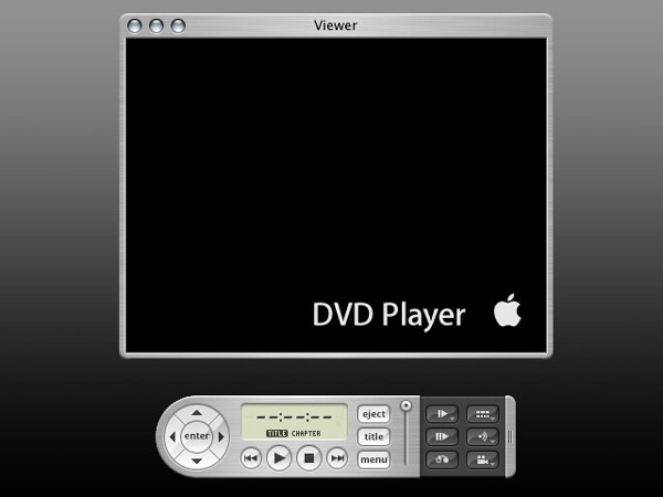 Apple DVD Player