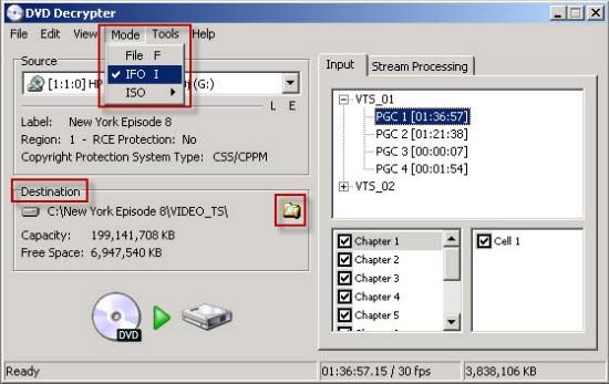 dvd decrypter tutorial