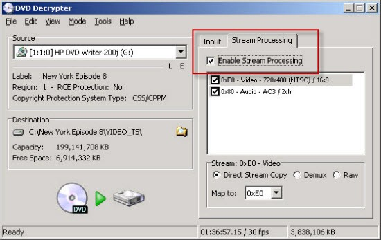 dvd decrypter guide