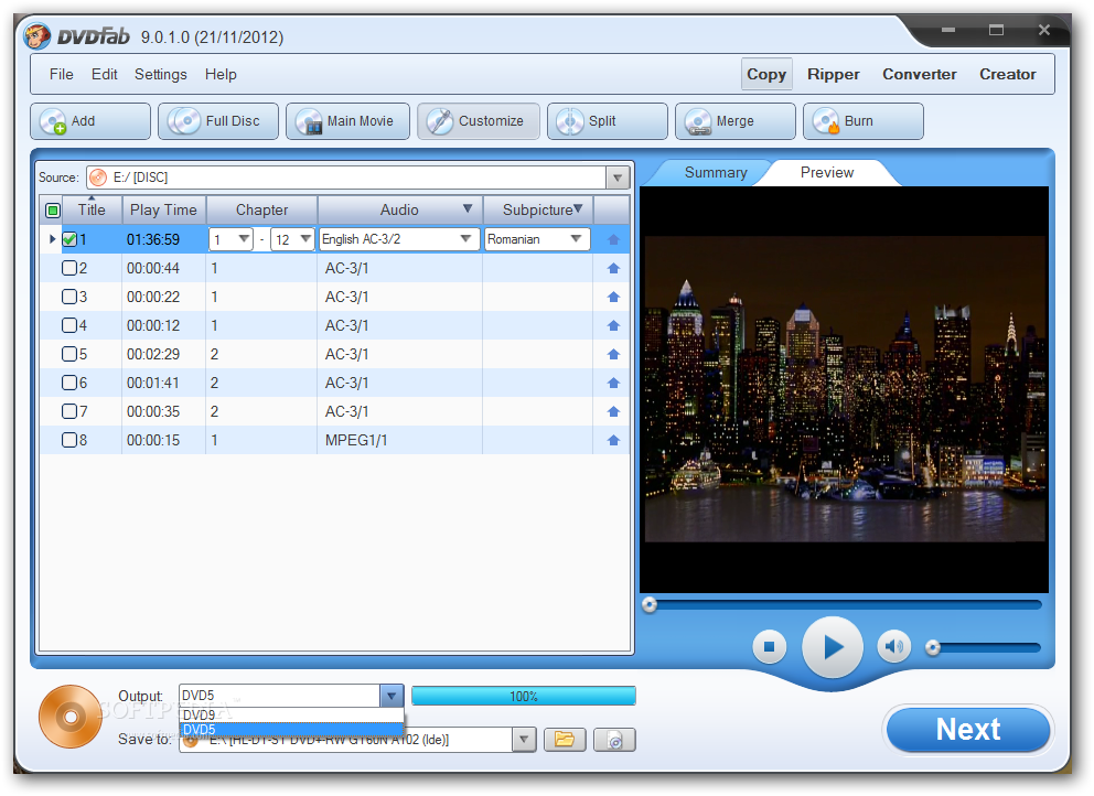 windows 10 dvd ripper