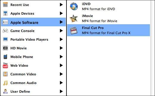 convert dvd to final cut pro