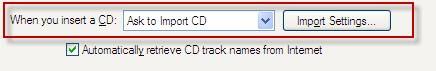 itunes rip cd