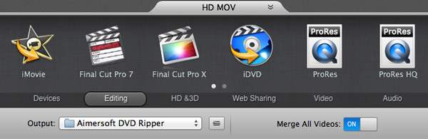 dvd to quicktime mac