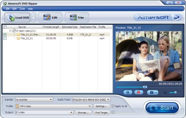 rip netflix dvd