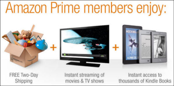 Amazon Prime Instant Videos