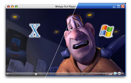 play flv on Mac