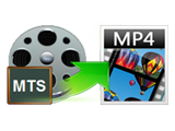 How to Convert MTS, M2TS to MP4 in Windows/Mac
