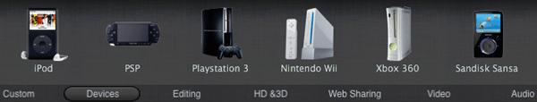 AVI to PSP format Mac, play AVI files on PSP Mac