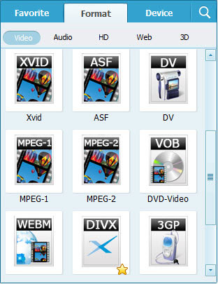 mov files to mpeg
