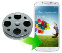 convert video to galaxy s4