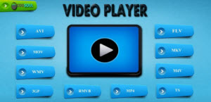 play wmv on android