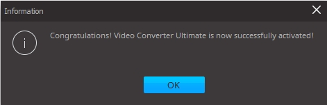 register aimersoft video converter step 3