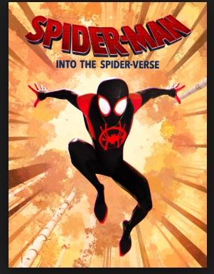 Spiderman- Into the Spider-Verse