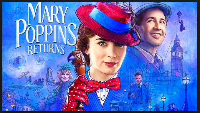 Mary Poppins Return