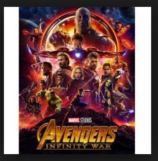 Avengers- Infinity War
