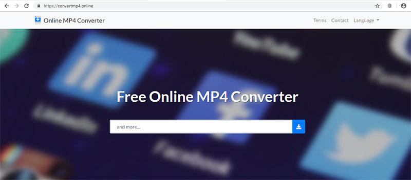 Online MP4 Converter