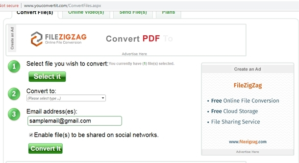 free swf to mp4 converter online YouConvertIt