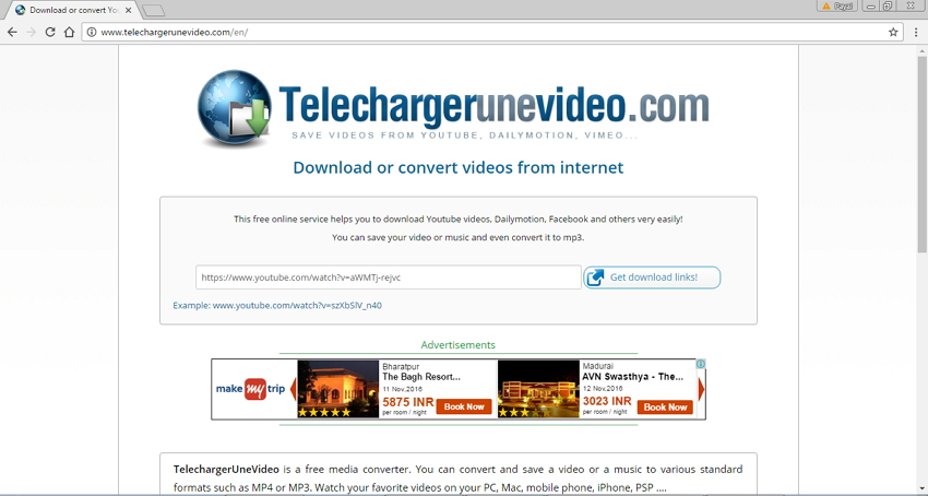 Online Site Like Savefrom.net - Telechargerunevideo