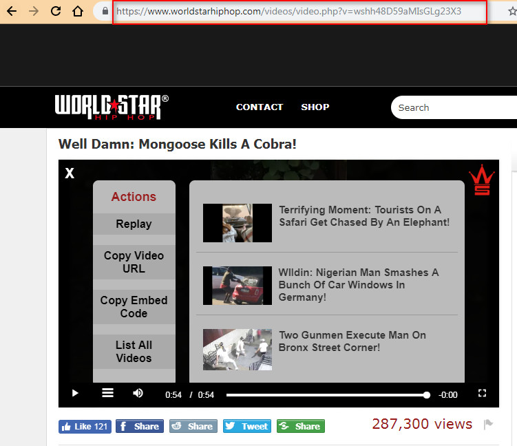 download WorlstarHipHop video