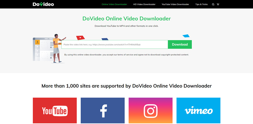 3 Online YouTube Batch Downloaders  -  Dovideo