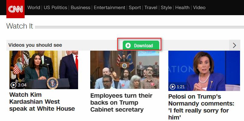 download cnn news