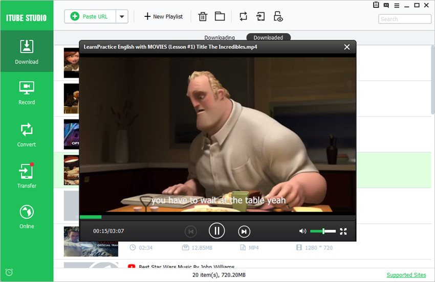 Download Hulu Subtitles - Play Videos with Subtitles