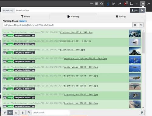 firefox video downloader - download star