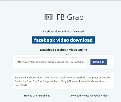 visit FB Grab Platform website