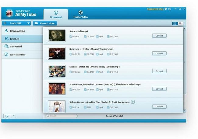 Top 4 Best Alternatives to RealDownloader for Windows  - Wondershare AllMyTube