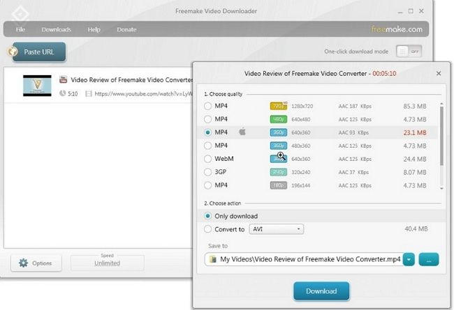 Top 4 Best Alternatives to RealDownloader for Windows  - Freemake Video Downloader