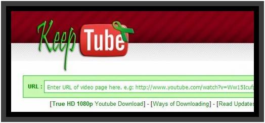 facebook video downloader - keep tube
