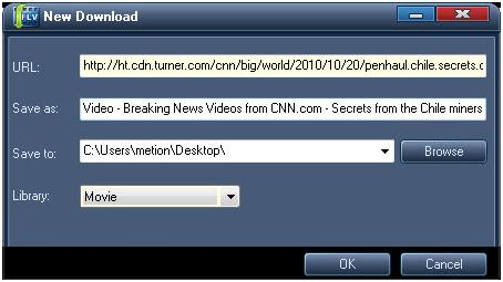 facebook video downloader - flash video downloader