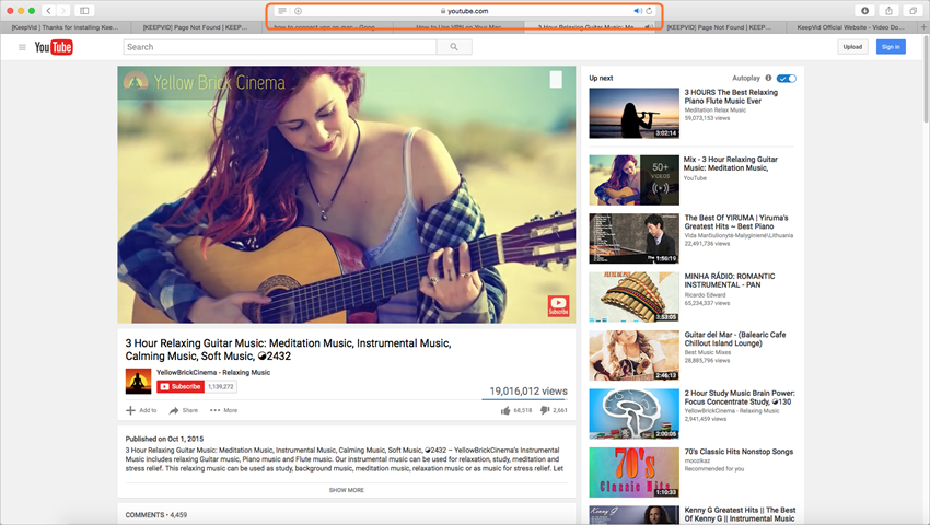 MacX YouTube Downloader for Windows - Find Video in YouTube