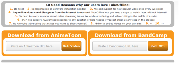 Top 10 Online Facebook Video Downloader-Tube Offline
