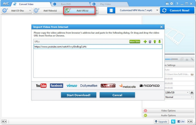 3 YouTube Batch Downloader for Desktop Solution - Any Video Converter Ultimate