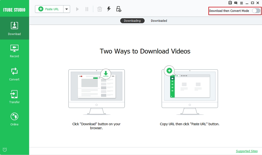 Cydia YouTube Downloader - Download then Convert
