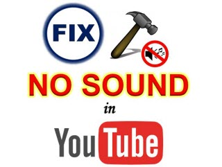 How to Fix No Sound on YouTube Videos