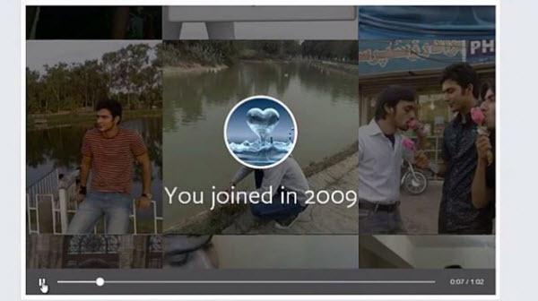 Edit Facebook Video - Preview Lookback Videos