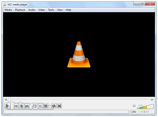 Top 10 Alternatives to Facebook Video Player - VLC Player