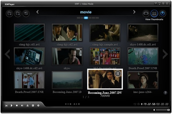 Top 10 Alternatives to Facebook Video Player - KM Player