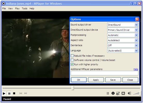 Top 10 Alternatives to Facebook Video Player - MPlayer