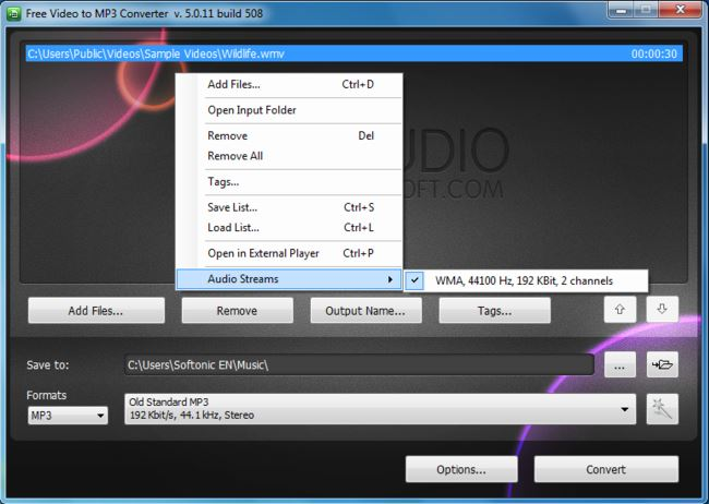 Convert Instagram Videos to MP3 - Free Video to MP3 Converter