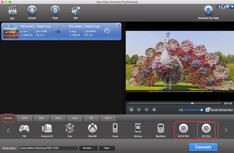 Convert Instagram Videos to MP3 - Total Video Converter