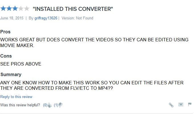 Convert Instagram Videos to MP3 - User Review of Prism Free Video File Converter