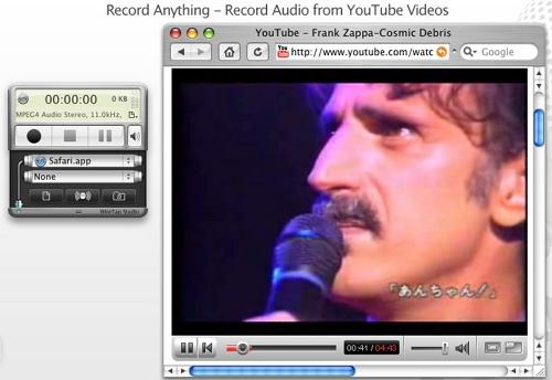 Skype call recorder - Wiretap Studio