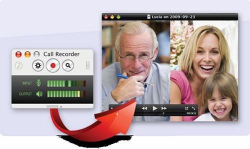 Skype call recorder - Ecamm Call Recorder