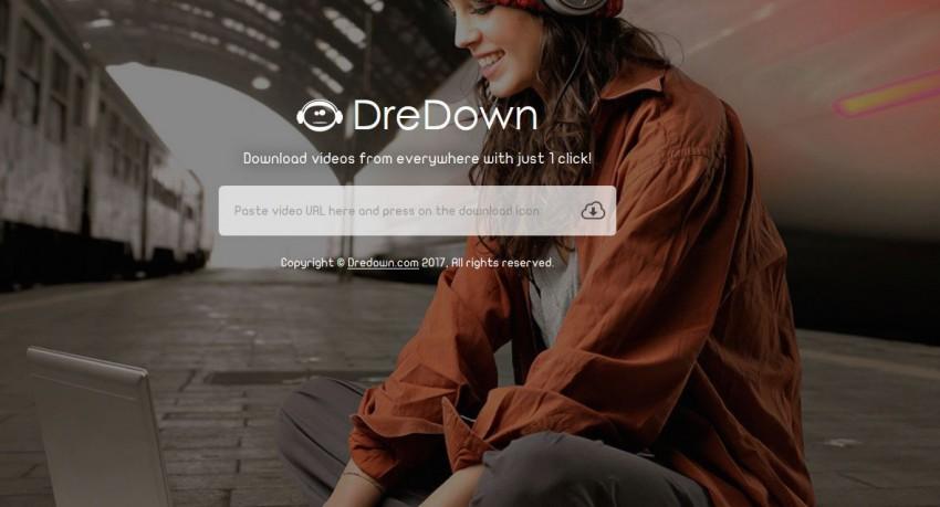 Online Tumblr Video Downloader - DreDown